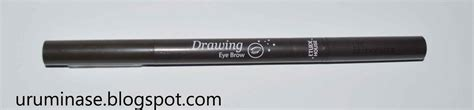 No 1 Drawing Eyebrow And Brush Etude House sweetcandy review etude house drawing eyebrow pencil