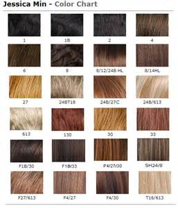 wig color chart ruths human hair wig hair color chart brown