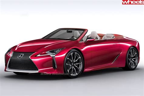 New Lexus Convertible by 2018 Lexus Convertible New Car Release Date And Review