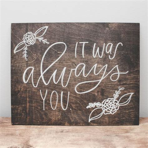 Wedding Quotes Signs by Best 25 Wedding Signs Ideas On Rustic Wedding