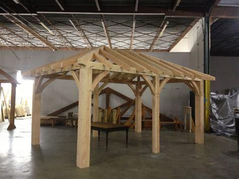 sale douglas fir hip roof pavilion contact