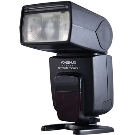Flash Yongnuo For Canon Yongnuo Yn 568ex Ii Speedlite For Canon Cameras Yn 568exiic B H