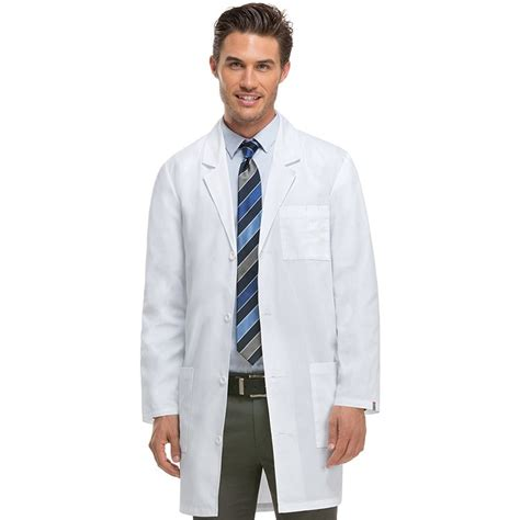White Smock Jacket by Oem Clean Room Clothing Overcoat Smock Overall