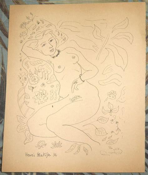 Large Reclining Matisse by Henri Matisse Artist Portfolio Picassomio