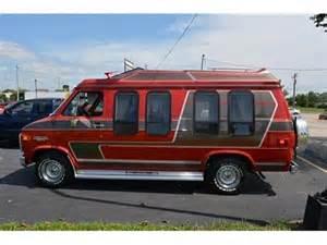 Chevrolet Conversion Vans For Sale 1984 Chevrolet Conversion For Sale Classiccars