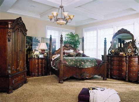 edwardian bedroom furniture for sale pulaski edwardian 4 piece poster bedroom set sale