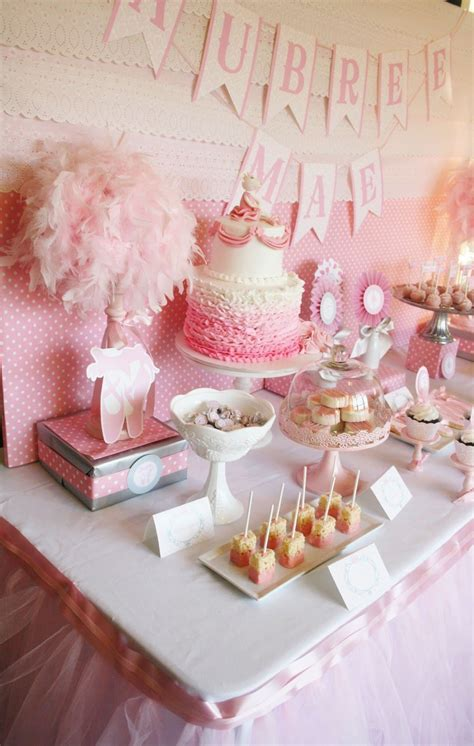 Fancy Baby Shower Decorations by Fancy Baby Shower Cake Table Diy Events Baby