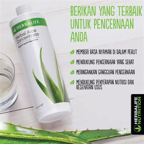 Teh Dan Aloe Herbalife herbalife makassar