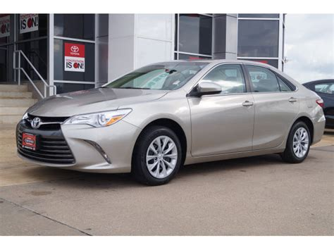 Toyota Camry Creme Brulee 2015 Creme Brulee Mica Toyota Camry The Eagle Car