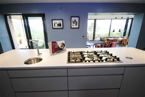 innovative kitchen islands with sink and hob 49 kitchen this island unit combines a gas hob circular sink and
