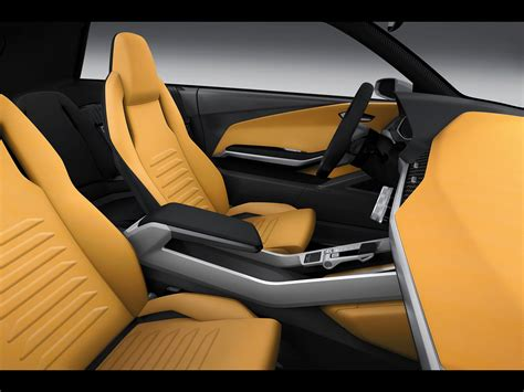 What Is Car Upholstery by 2013 Audi Crosslane Coupe Concept Car Interior 3