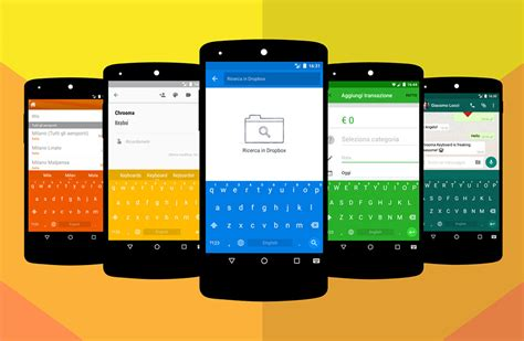 android keyboard chrooma keyboard beta uses neural network for improved