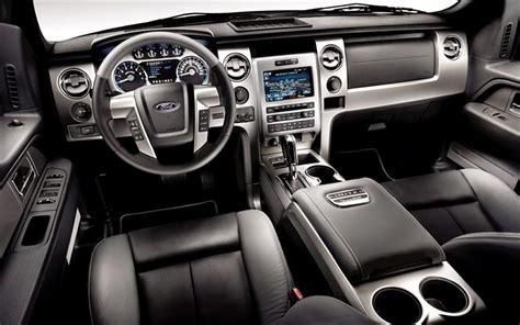 F 150 Interior by 2011 Ford F150 V 8s Drive Automobile Magazine