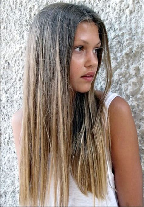 ombre hair growing out ombr 233 hair aschblond pinterest hairstyles and hair