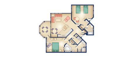 old key west grand villa floor plan disney s old key west resort disney vacation club rental