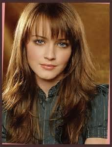 Hairstyle with regard to medium to long layered hairstyles with bangs