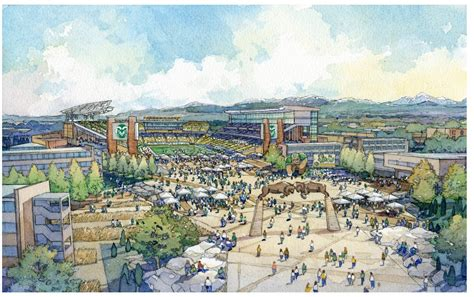 Populous retained for Colorado State University Football Stadium Site Selection and Design