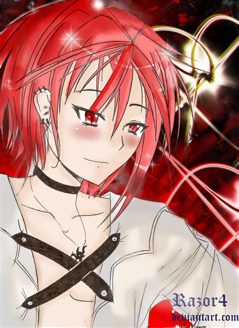 anime kawaii girl oc by razor sensei on deviantart coloring pages anime boy oc painted by razor sensei on deviantart