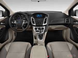 2013 Ford Focus Reliability 2013 Ford Focus Interior U S News World Report