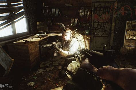 Escape From try escape from tarkov for when pubg is just easy