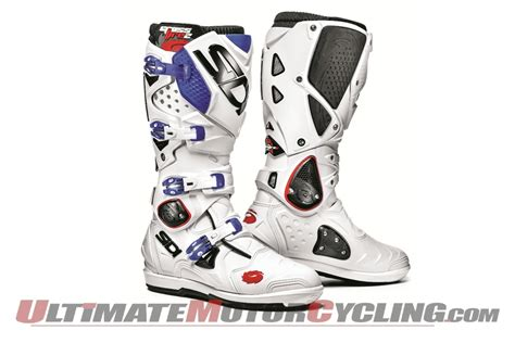 sidi motocross boots review sidi crossfire 2 sr boots motocross motorcycle footwear