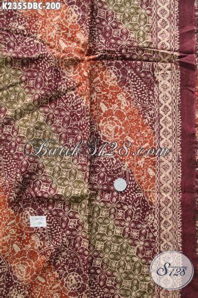 Kain Batik Dolby kain batik bahan baju santai kwalitas bagus harg 200k batik berbahan dolby lebih halus dan