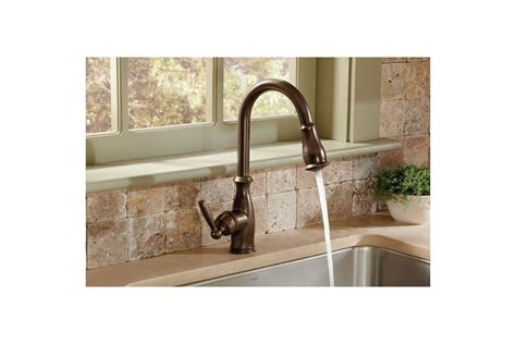 moen 7185orb brantford oil rubbed bronze pullout spray faucet com 7185orb in oil rubbed bronze by moen