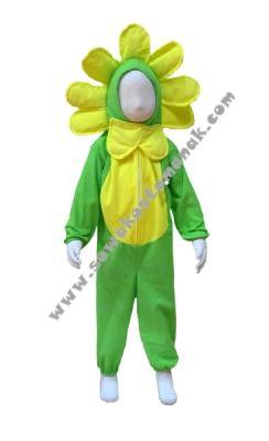 Sewa Kostum Costume Import kostum bunga matahari flower costume sewa kostum bunga