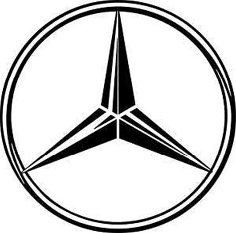 mercedes logo black mercedes logo parts accessories ebay