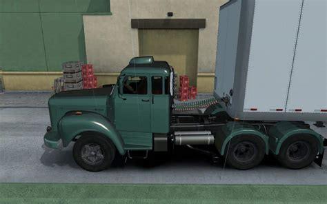 scania ls   truck ats  ats mod american truck simulator mod