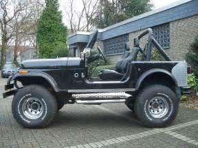 jeep cj 7 5 9 v8 luxury bigfoot chf 13 321 occasion