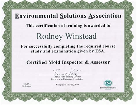 mold inspections frederick maryland environmental