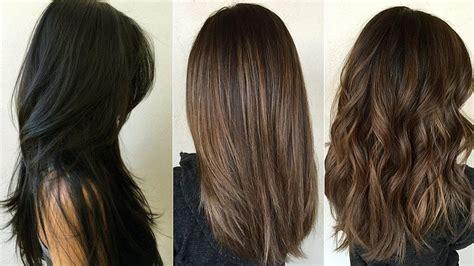 corte en v con capas cortes de pelo en capas сortes de cabello en capas