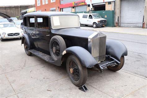 1931 rolls royce 20 25