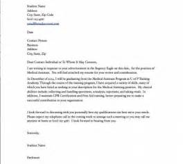 Assistant Cover Letter by Assistant Cover Letter Sle Sle Letter With
