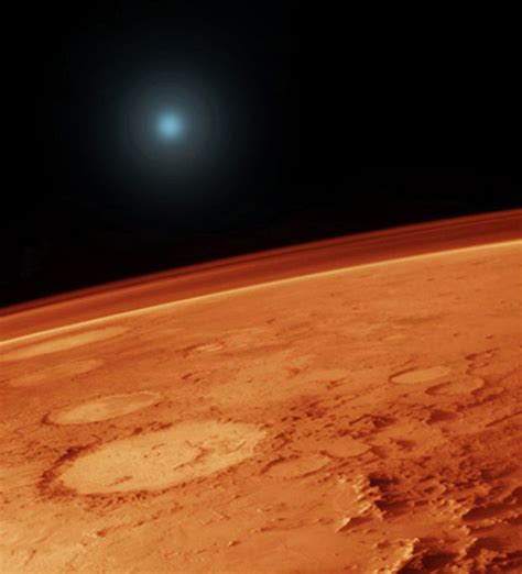 Are From Mars earth view from mars pics about space