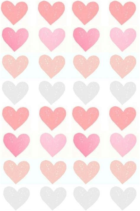 cute pattern screensavers cute girly hearts patterns pink image 3881536 by
