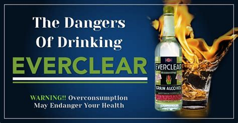 Everclear Detox by The Dangers Of Everclear Alcoholtreatment Net