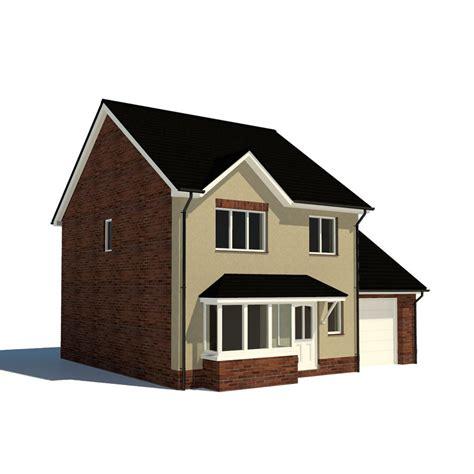 house 3d model 15 ma obj free3d