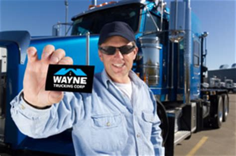 Twic Card Office Phone Number by Contact Us Wayne Trucking Corp