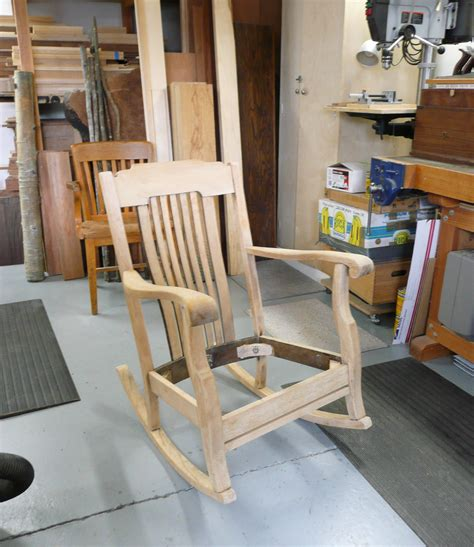 Repair Rocking Chair Furniture Repair Max Vollmer