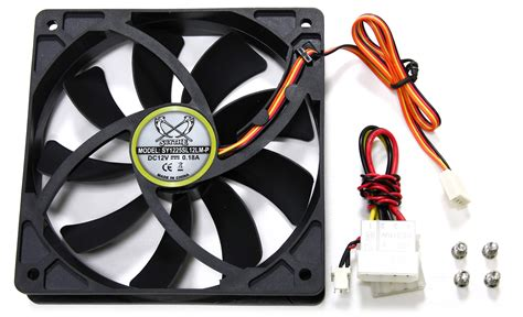 Fan 120 Casing Dazumba slip 120mm pwm fan sy1225sl12lm p