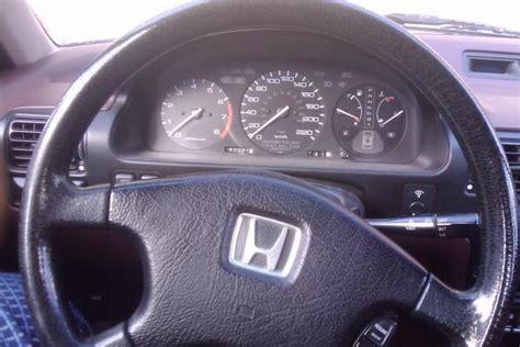 1990 Honda Accord Interior by Coal 1990 Honda Accord Lx Sublime Perfection