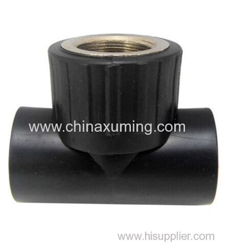 Fitting Pipa Hdpe Thread Socket Luar 2 1 2 Inci 75 Mm hdpe socket interal thread equal fittings from china manufacturer xuming industry co limited