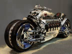 Chrysler Tomahawk Motorcycle Dodge Tomahawk V10 Superbike Awesome Inventions