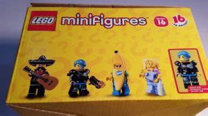 Lego 71013 Series 16 Minifigures Box Of 60 Misb With Brown Box collectible minifigures series 16 71013 minifigure price guide