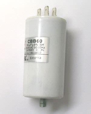 kobalt air compressor start capacitor fna 9067050 capacitor cbb60 master tool repair