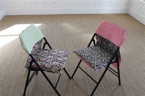 sewing a slipcover how to sew a reversible folding chair slipcover sewspire