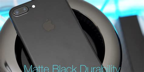 iphone   matte black durability zollotech