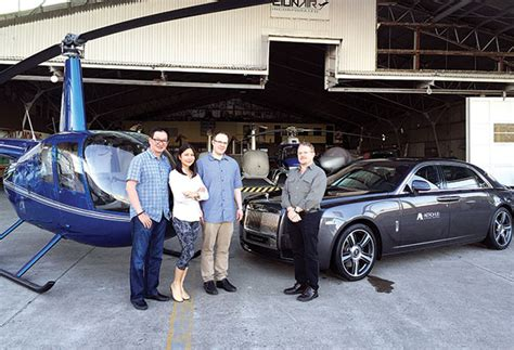 roll royce philippines how to own a rolls royce and a helicopter motoring
